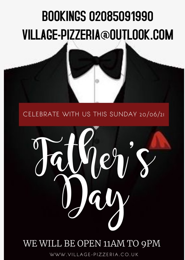 Copy of FATHERS DAY CARD - Made with PosterMyWall
